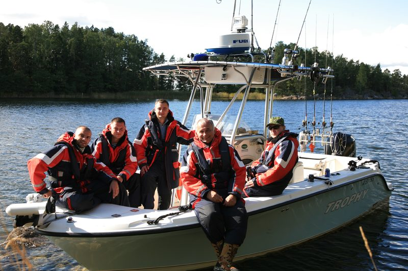 Fishing Trip to the Archipelago (Gulf of Finland, 1 to 5 persons)