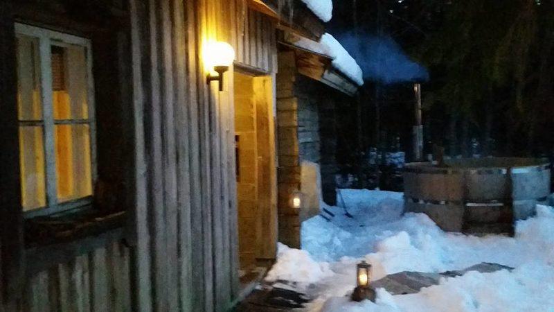 Palju + saunaosasto + illanviettotilat