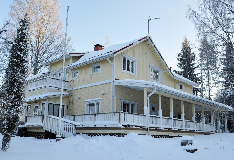 Apartment in the farmhouse (max. 8 adults) - rent