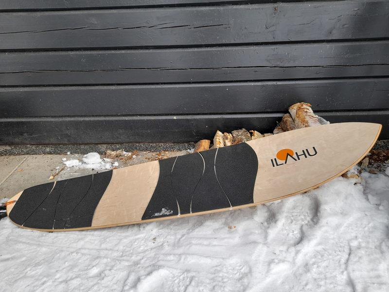 Snowsurf Ilahu Haukka