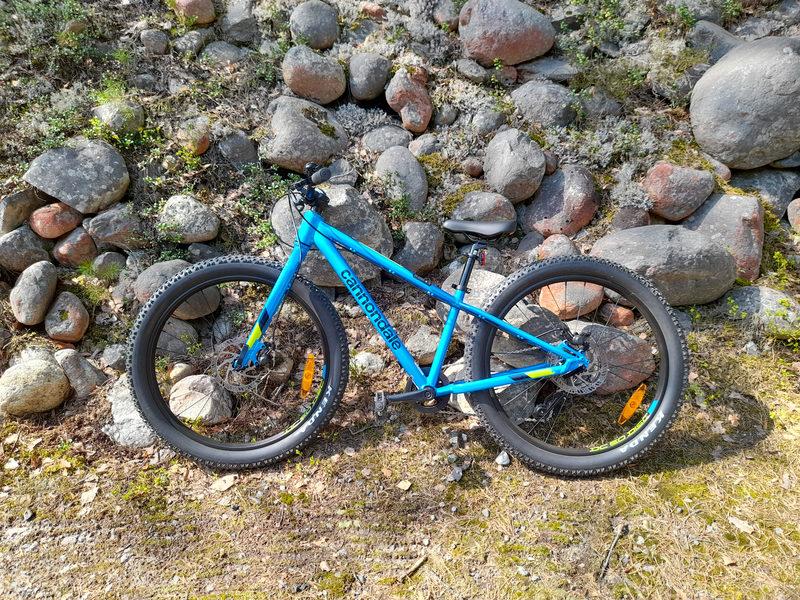 Lasten Maastopyörä Cannondale Cujo 24