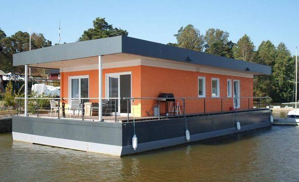 Mira Mare - floating sauna