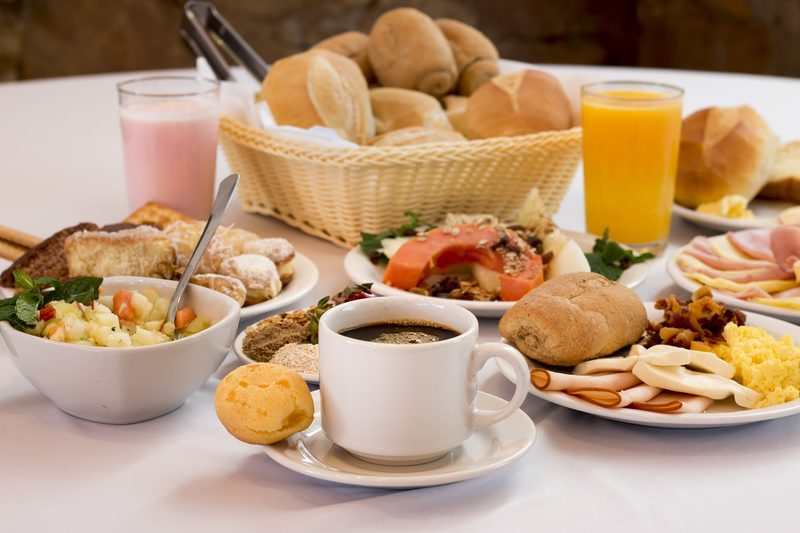Paja aamupala