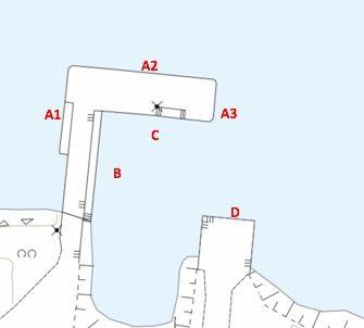 Torpedo Bay's pier number 4.