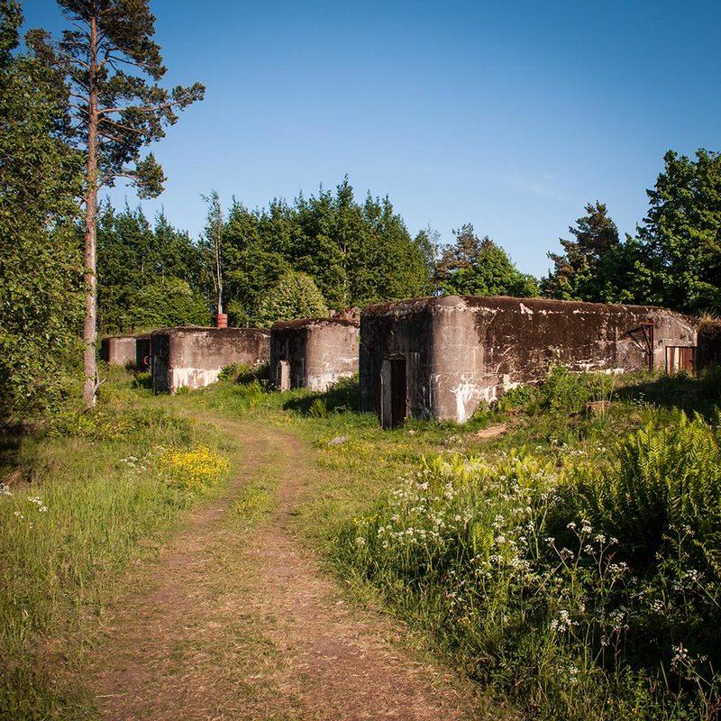 Kuninkaansaaren bunkkereita - Kuva: MH / JP Ronkainen