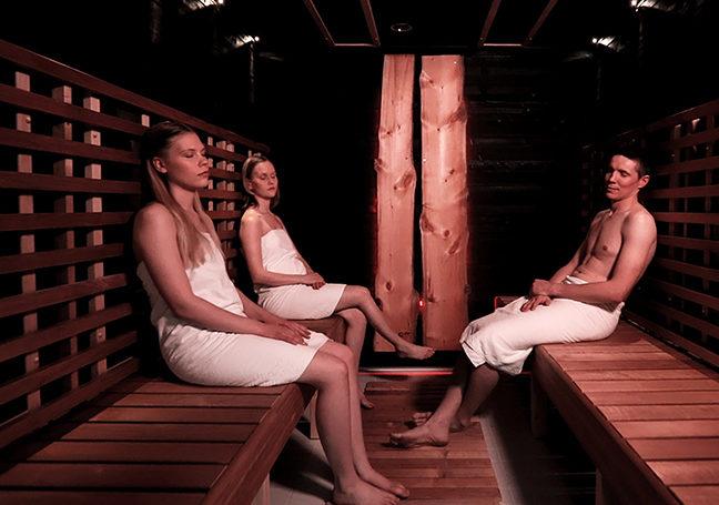 Nowene Nordic saunat ja kylpylä