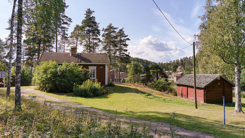 Verla's Valkeala Bostad Cottages from the 1800