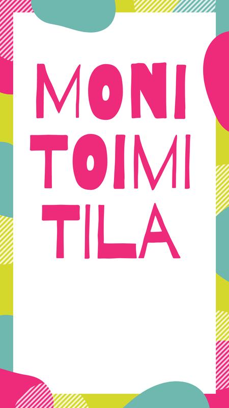 Monitoimitila 1 (56m2)