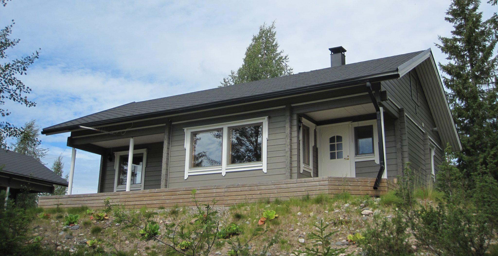 Vilikkilän Lomamökki cottage