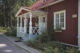 Päärakennus on rakennettu 1924