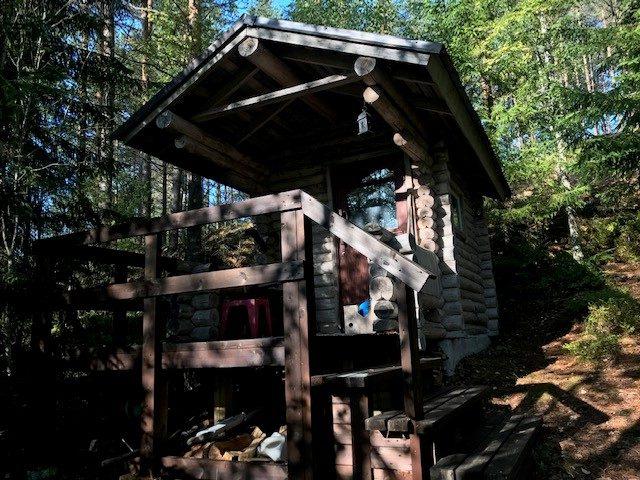 Röllin sauna