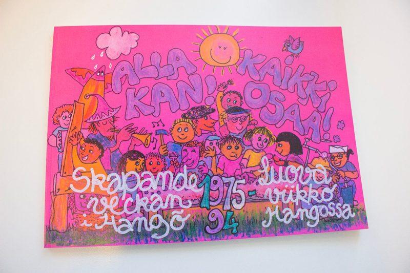 Luova Viikko Hangossa 1975-1994
