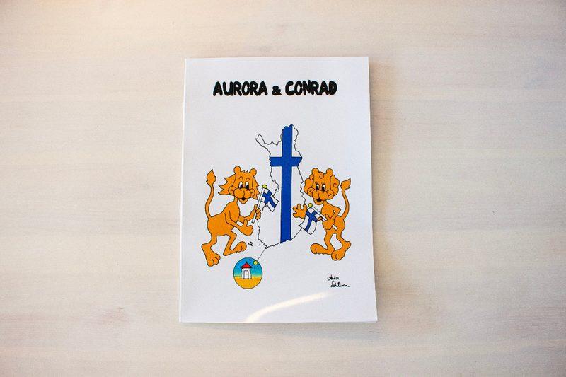Aurora & Conrad