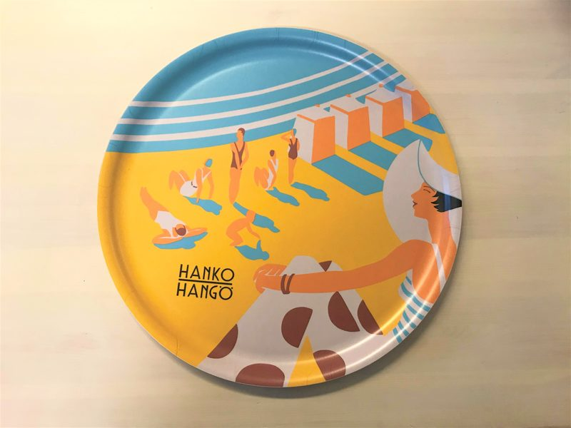 Come to Finland - Hangö bricka