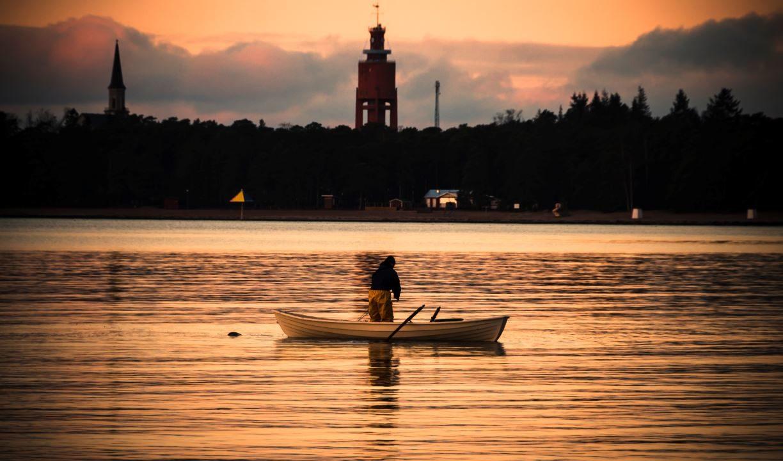 Fiskelov, registrerade invånare i Hangö (hushåll)