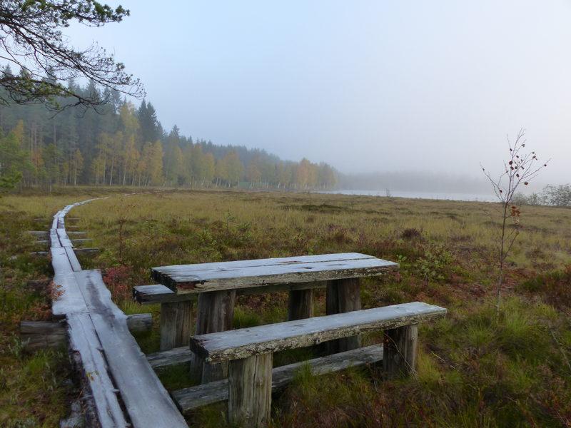 Tastulanjärven luontopolku 3,6 km, Kaustinen