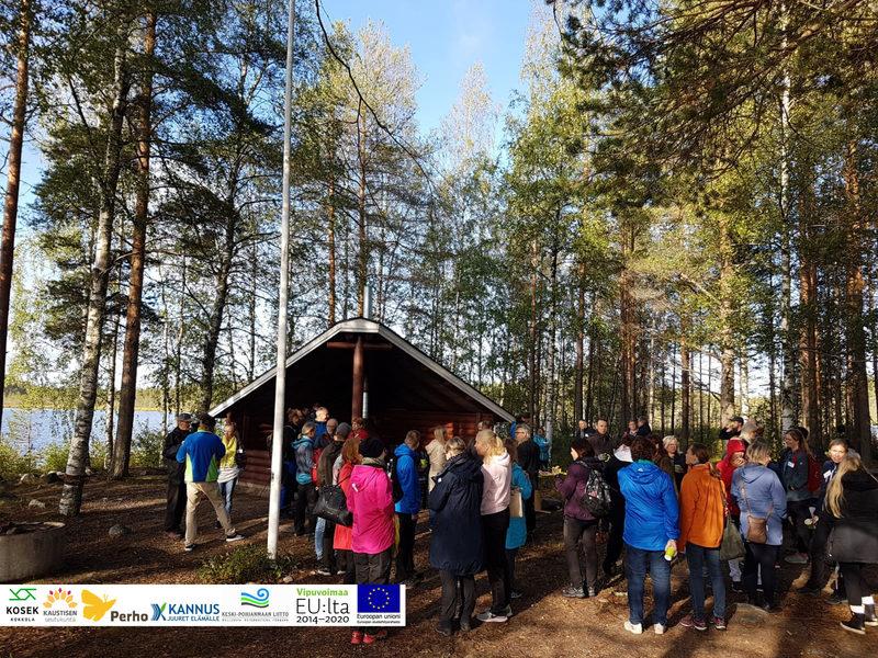 Reittien ja matkailupalvelujen Keski-Pohjanmaa #ReittienKP