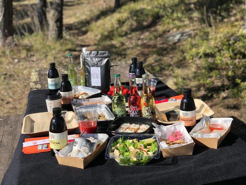 Gastro Kettu Catering - tarjoilut luontoon