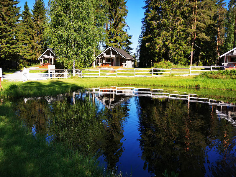 Huhtaniemen Mökkikylä, Veteli