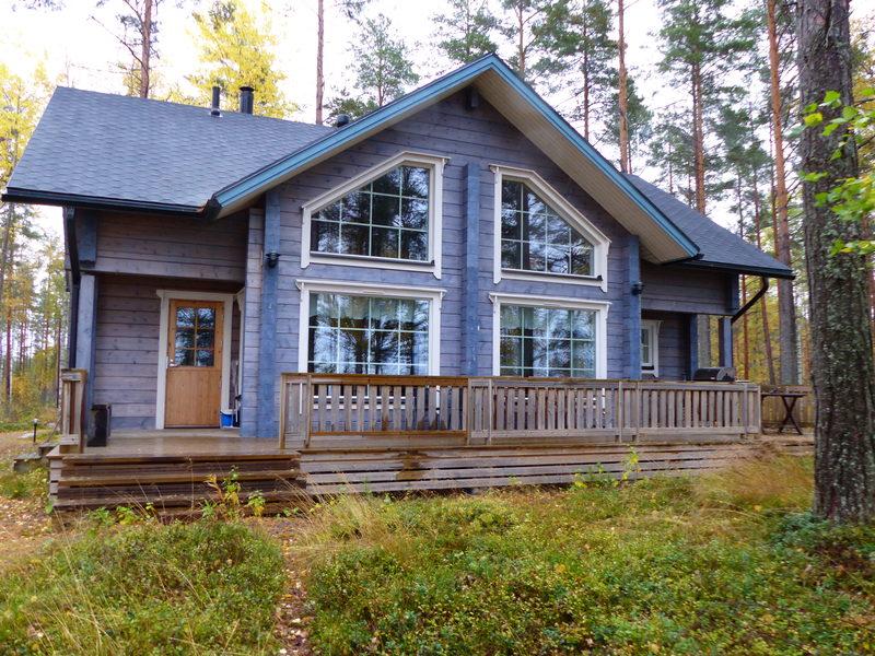 Korpihakkion lomatalot, Lestijärvi