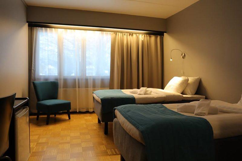 Hotelli Nukkumatti, Kokkola