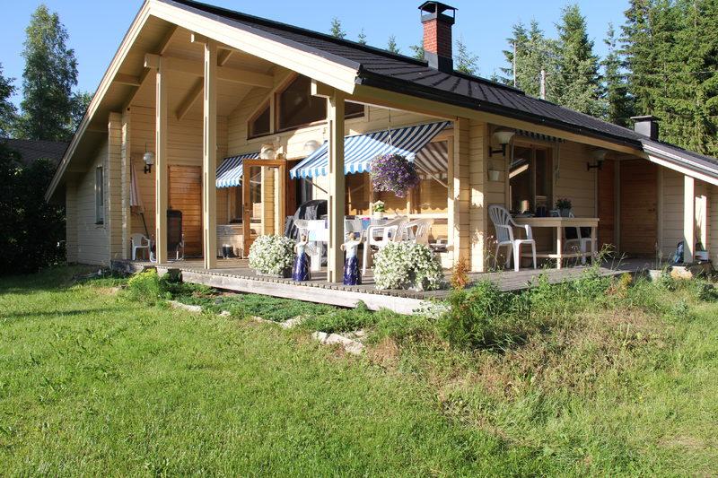 Villa Metsola, Kokkola