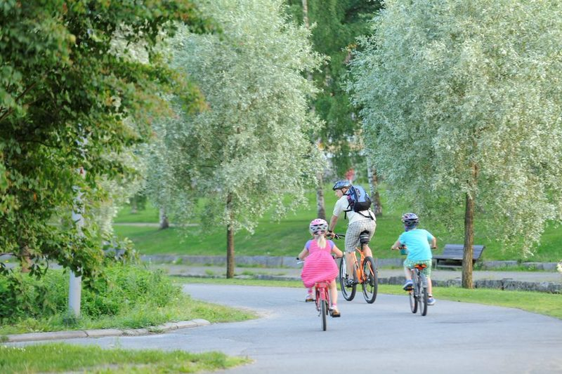 Suntinsuun kulttuuripyöräilyreitti 11,6 km, Kokkola