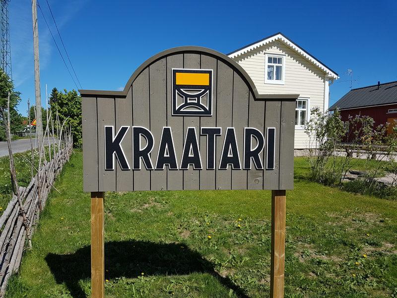 Kraatari, Kaustinen