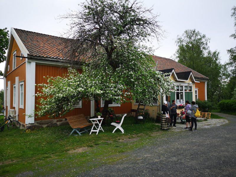 Kruunuvoudintalo by Gastro Kettu, Kokkola