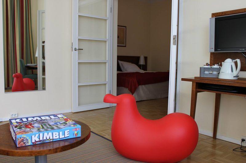 Hotel Kokkolassa yövyt aivan Kokkolan keskustassa