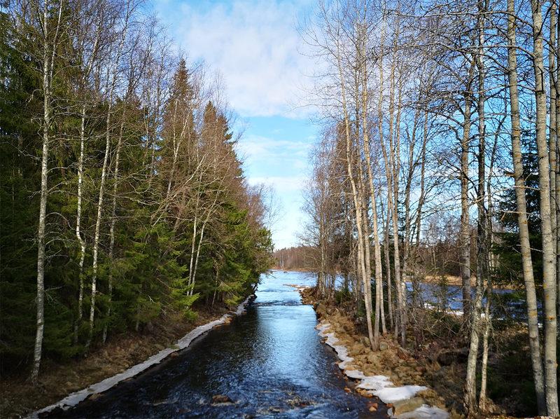 Perhonjoen ulkoilureitti 17 km, Kokkola