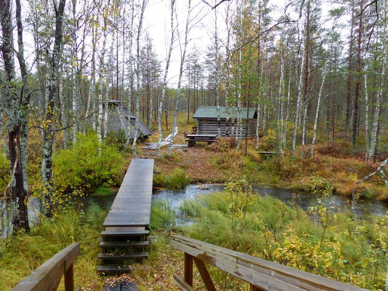 Jatkonkosken kohdereitti 2,4 km, Lestijärvi