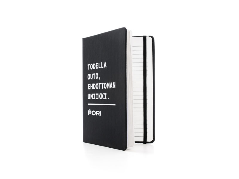 Pori -notebook