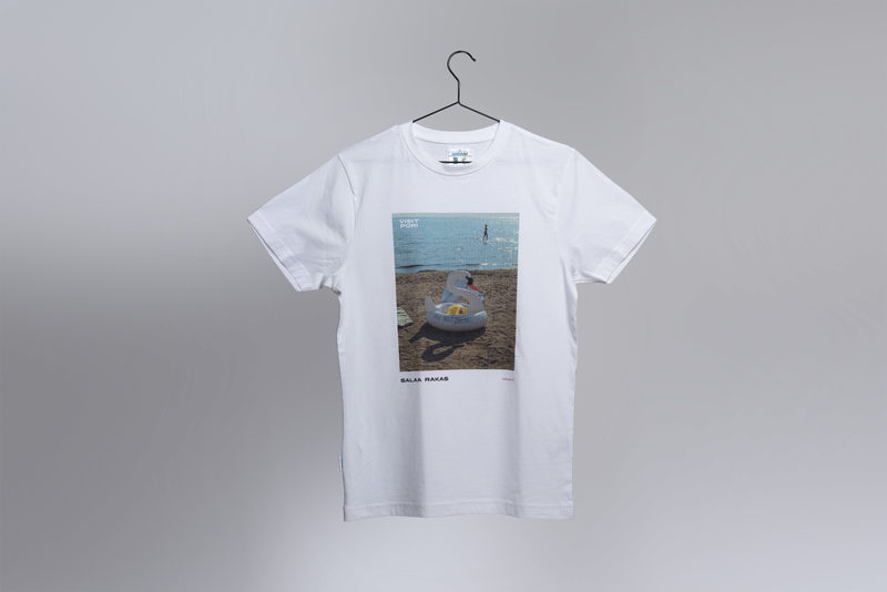 T-paita Salaa rakas (unisex)