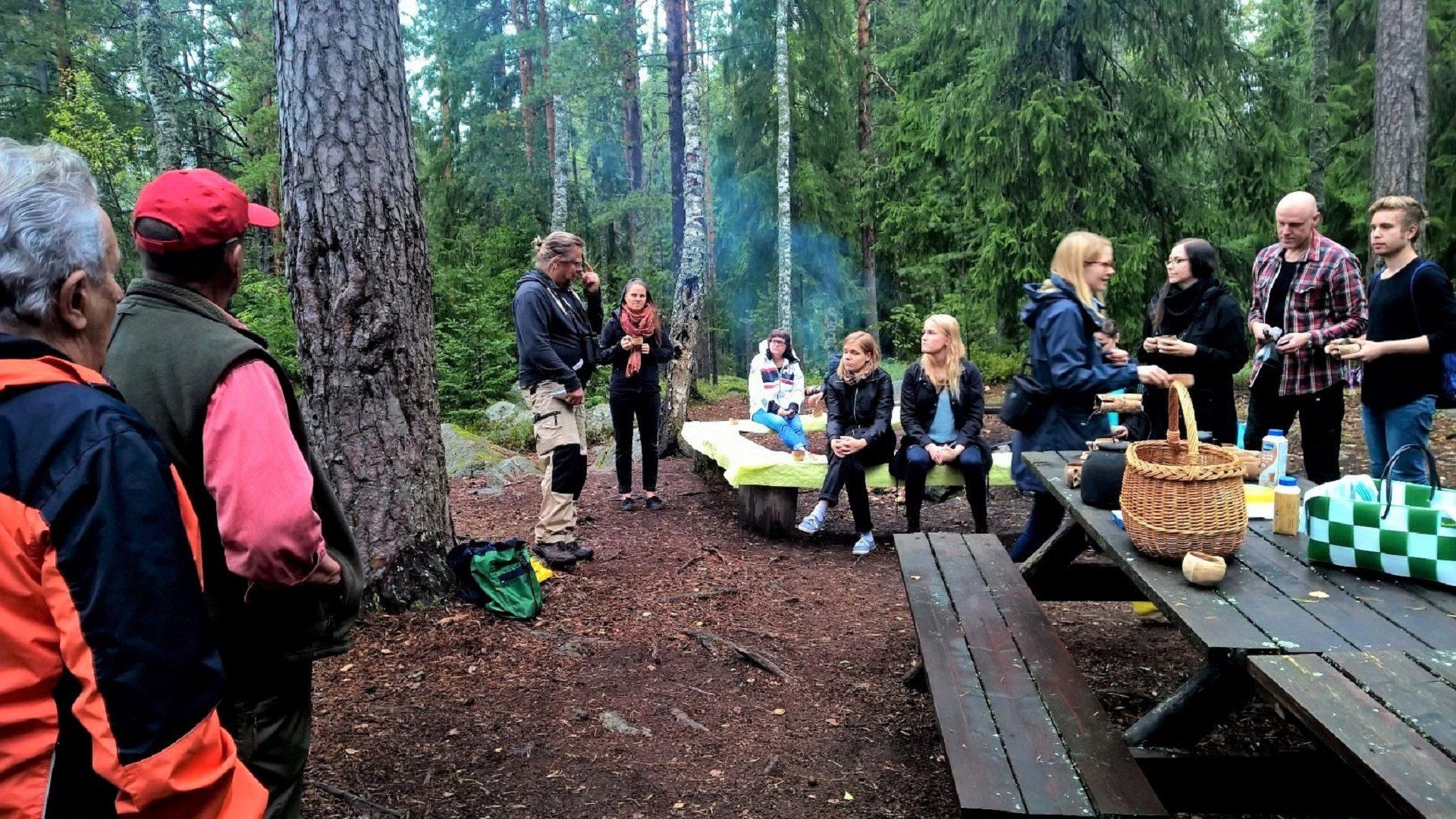 The Sipoonkorpi Nature Entrepreneurs ry