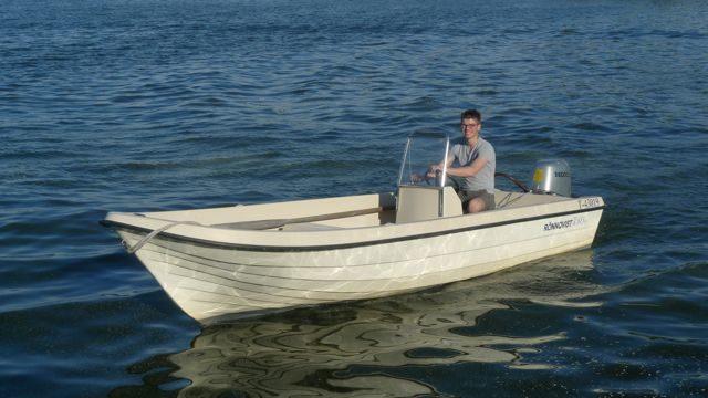 Boat rental Rönnqvist 515