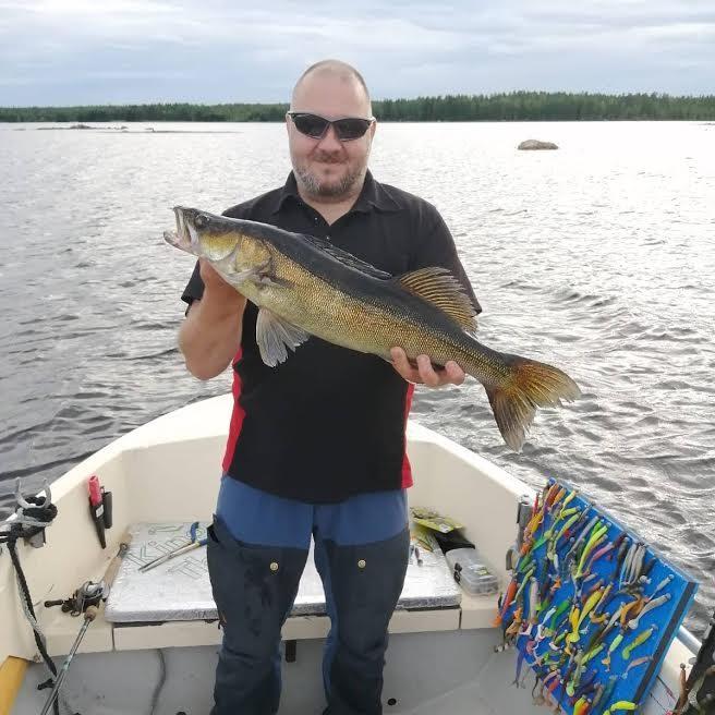 Innostu Kalastuksesta