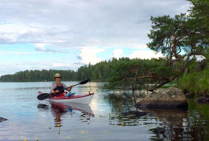 Tanssimelontaretki- Venesjärvi ja Koskeljärvi
