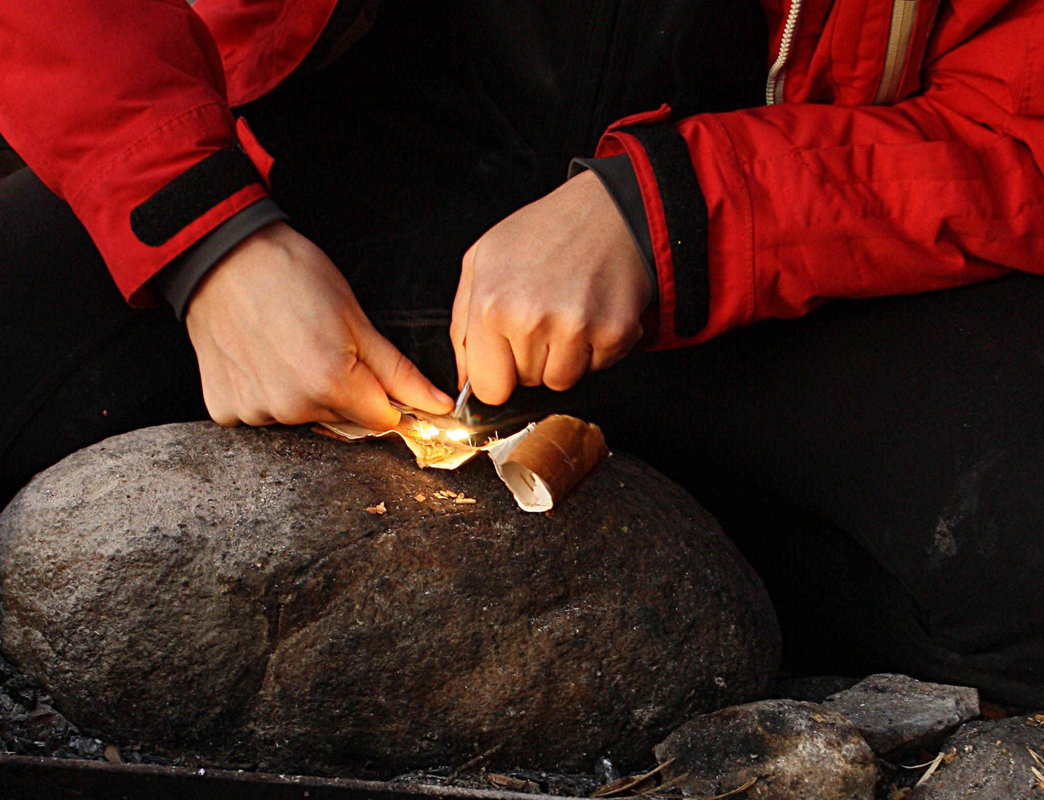 Wilderness Mastery Trial in Hyvinkää