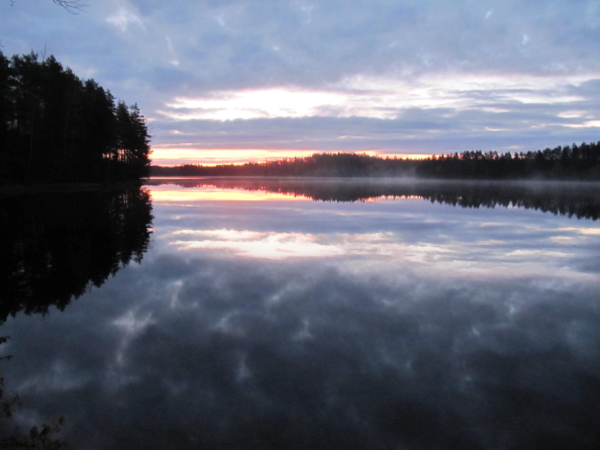 Erävaellus Hämeen järviylängöllä