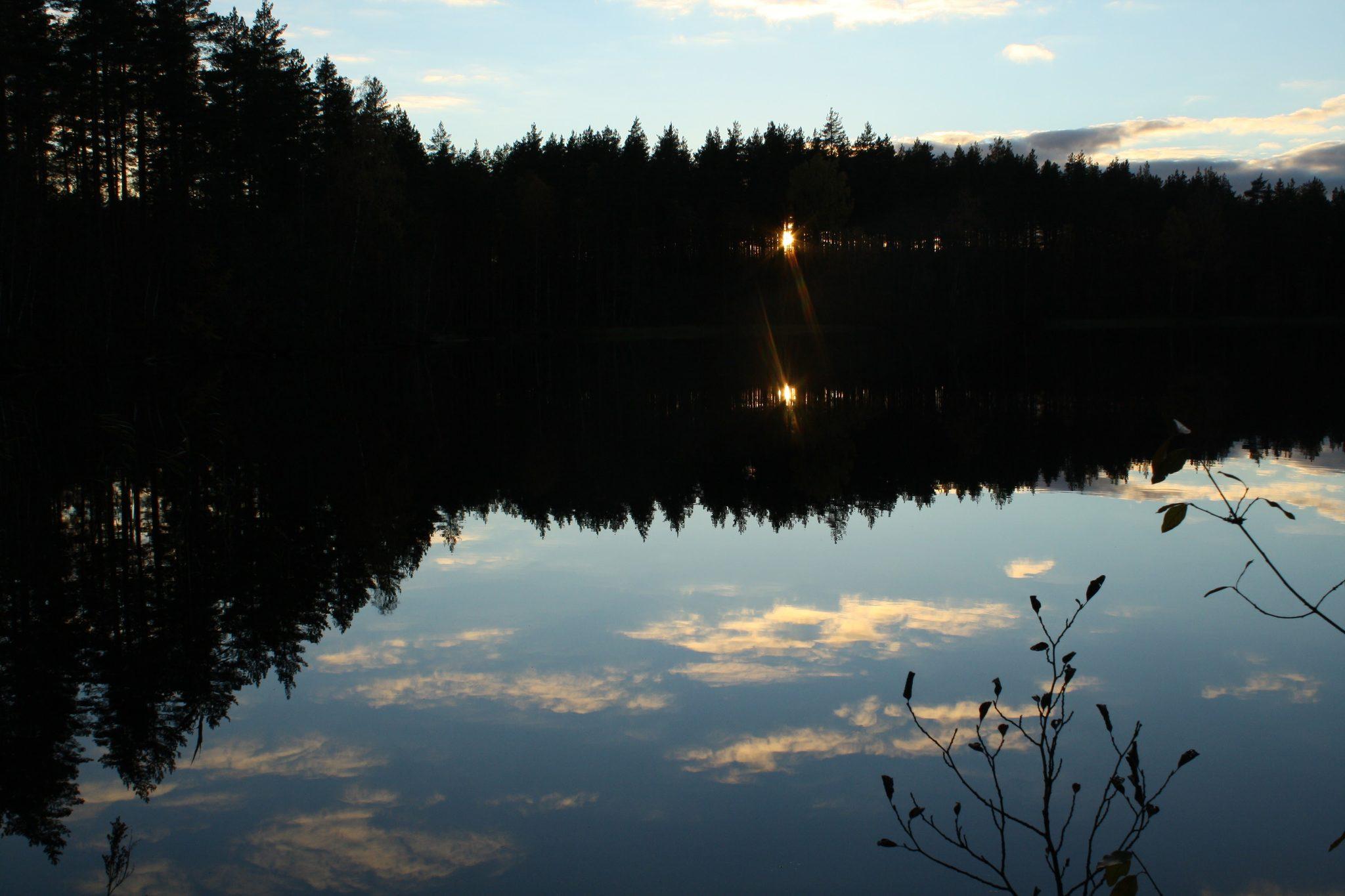 Daytime Hiking in the Tavastia Lake Uplands