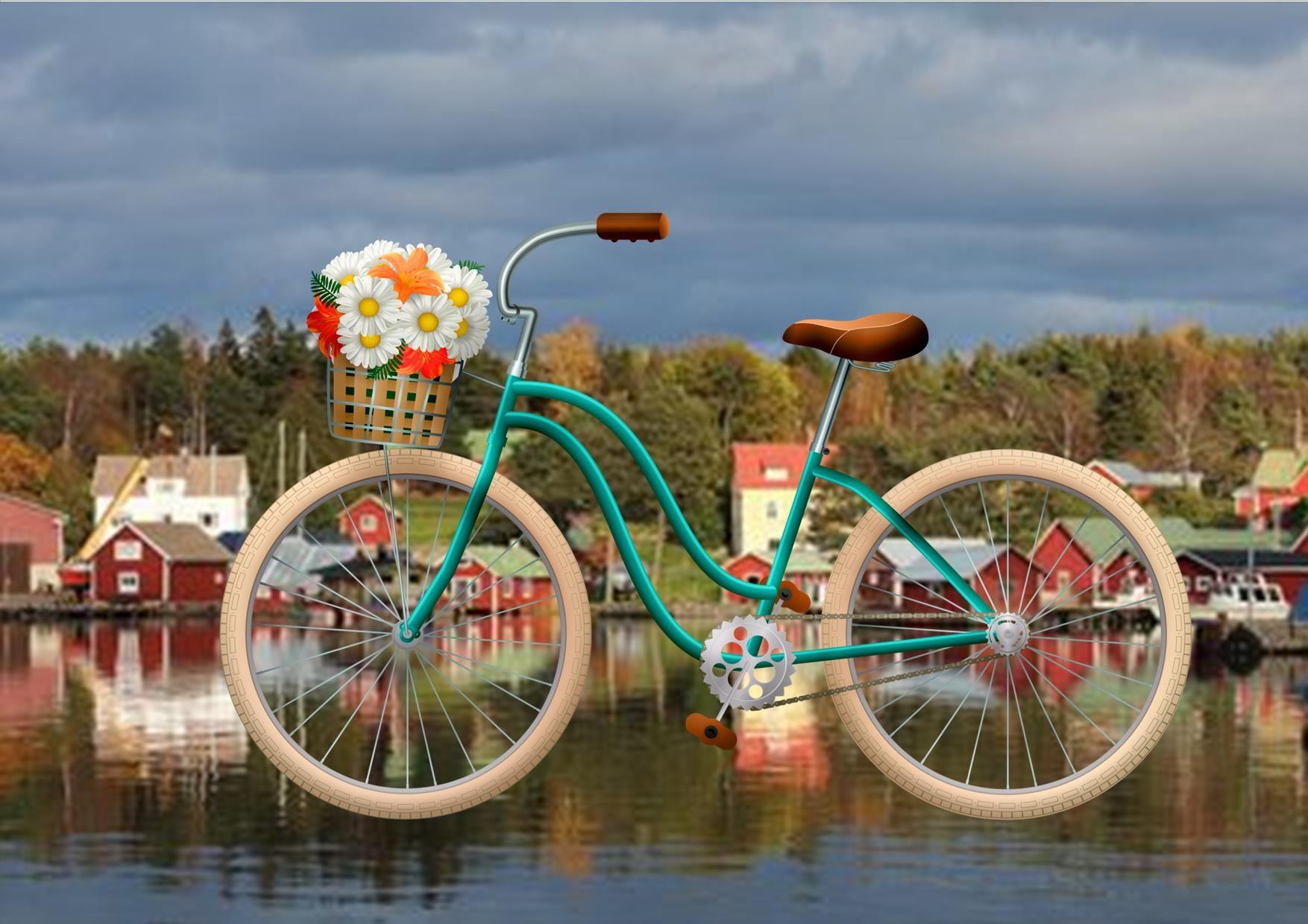 Örö-Rosala, cykel