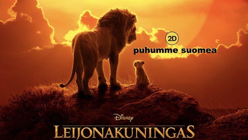Leijonakuningas 2D