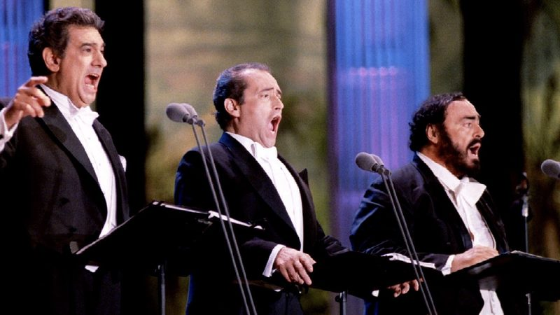 Kolmen tenorin joulukonsertti