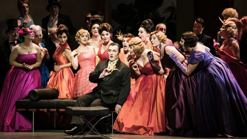 ooppera tai baletti - MANON, Pariisin ooppera - yksityisnäytös