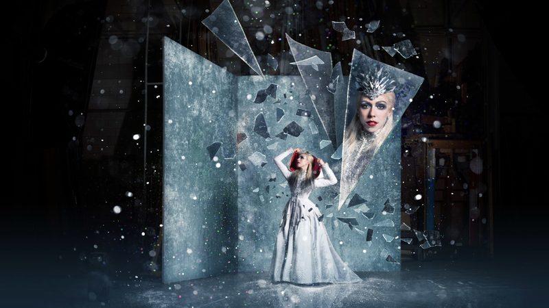 ooppera tai baletti - LUMIKUNINGATAR, Scottish Ballet - yksityisnäytös