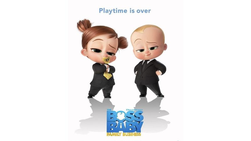 THE BOSS BABY: PERHEBISNES