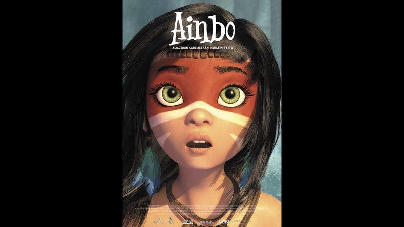 Ainbo - sademetsän rohkein tyttö
