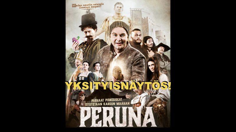 Peruna - YKSITYISNÄYTÖS