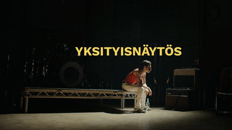 YKSITYISNÄYTÖS: Bohemian Rhapsody